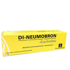 DI-NEUMOBRON  9 DISOLVETAS