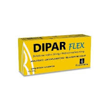 DIPAR FLEX  10 COMP