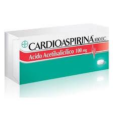 ASPIRINA  10 COMP