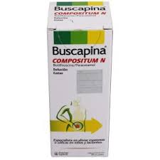 BUSCAPINA COMPOSITUM N GTS 20 ML