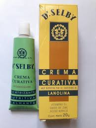 DR SELBY CREMA CURATIVA 40 GR