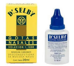 DR SELBY GOTAS NASALES 20 CC