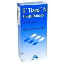 EF TIAZOL N 20 COMP