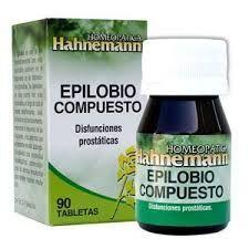 EPILOBIO COMPUESTO HANNEMANN 90 TABLETAS