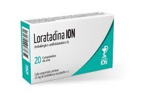 LORATADINA 10 MG 20 COMP